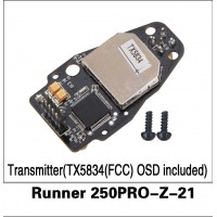 WALKERA (Runner 250PRO-Z-21) Transmitter(TX5834(FCC) OSD included)