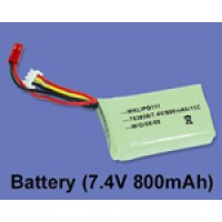 Walkera (HM-UFLY-Z-33) Lipo Battery (7.4V 800mAh)