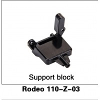 Walkera (Rodeo 110-Z-03) Support block