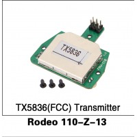 Walkera (Rodeo 110-Z-13) TX5836(FCC) Transmitter
