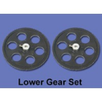 Walkera (HM-YS8001-Z-10) Lower Gear Set